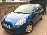 2009 (new shape) Renault Clio Extreme *Low mileage/ full service history*