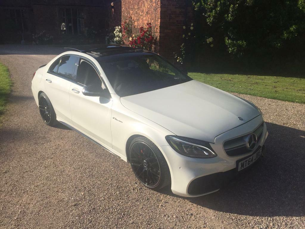 Mercedes c250 amg line 64 reg 2017 c63 s amg replica for Mercedes benz c250 amg