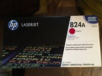 HP HEWLETT PACKARD CB387A/ 824A MAGENTA LASER PRINTER DRUM UNIT