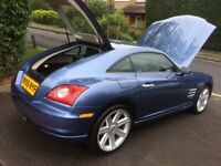 Chrysler Crossfire immaculate 2006
