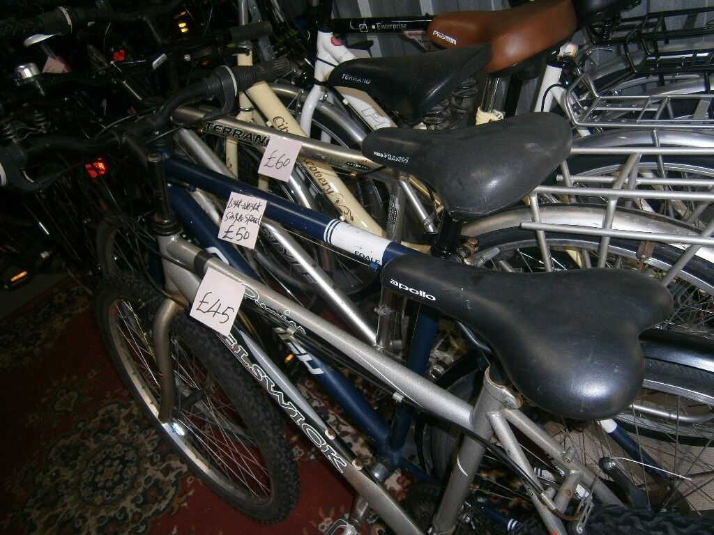 used bike second hand cycle bicycle from 40 storage. Black Bedroom Furniture Sets. Home Design Ideas
