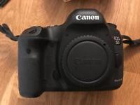 Canon 5Diii + EF 24-70mm f2.8L USM lens