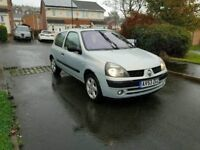 RENAULT CLIO SPORT 1.2Petrol in good working order and condition