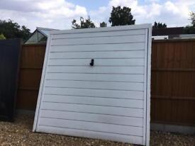 Cardale canopy garage door