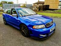 Audi s4. 2.7 twin turbo. Big spec. May px swap why 7450