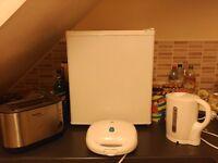 Argos Simple Value Tabletop Freezer