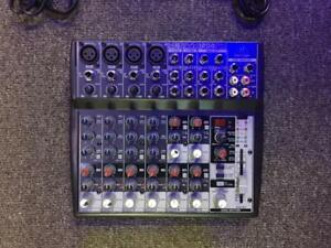 BEHRINGER XENYX 1202 FX VERY GOOD CONDITION