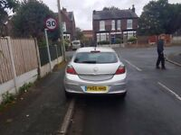 Vauxhall Astra SXI 1.4 Silver