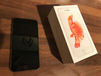 iPhone 6s Plus, Space Silver, 16gb, Unlocked