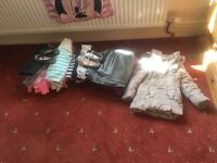 Huge girls 4-5 Years clothes bundle