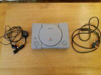Playstation PS1 Console & 19 Games Bundle