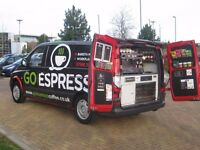 Mobile coffee van, everything you need to start trading