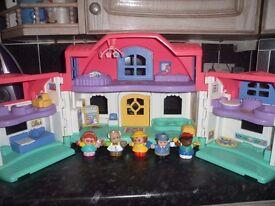 Large Bundle of girls toys