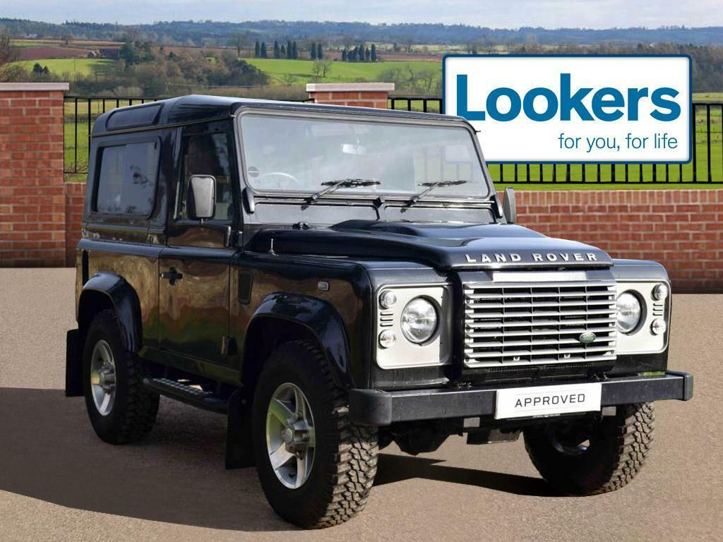 Land Rover Defender 90 TD XS STATION WAGON 2011-03-10