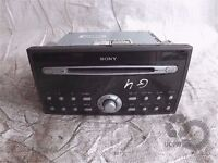 Ford Focus (2004-2010) RADIO CD Audio Stereo Player ref.g4