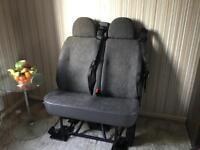 Minibus passenger seats