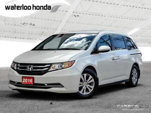 2016 Honda Odyssey EX Bluetooth, Back Up Camera and More!