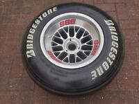 F1 BBS genuine formula 1 wheel Rare