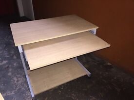 Two Computer Tables for Sale in Excellent conditon.