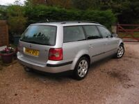 2002 VW Passat 1.9tdi Sport Estate 130bhp