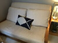 Futon Company sofa bed in excellent condition