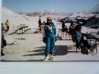 Ladies ski suit, size 14