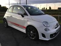 63 plate Abarth 500 1.4 T-Jet 3dr