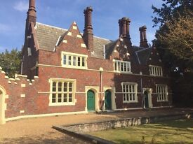 Beautiful period home in walled garden setting and available 1st October 2016 - fully furnished