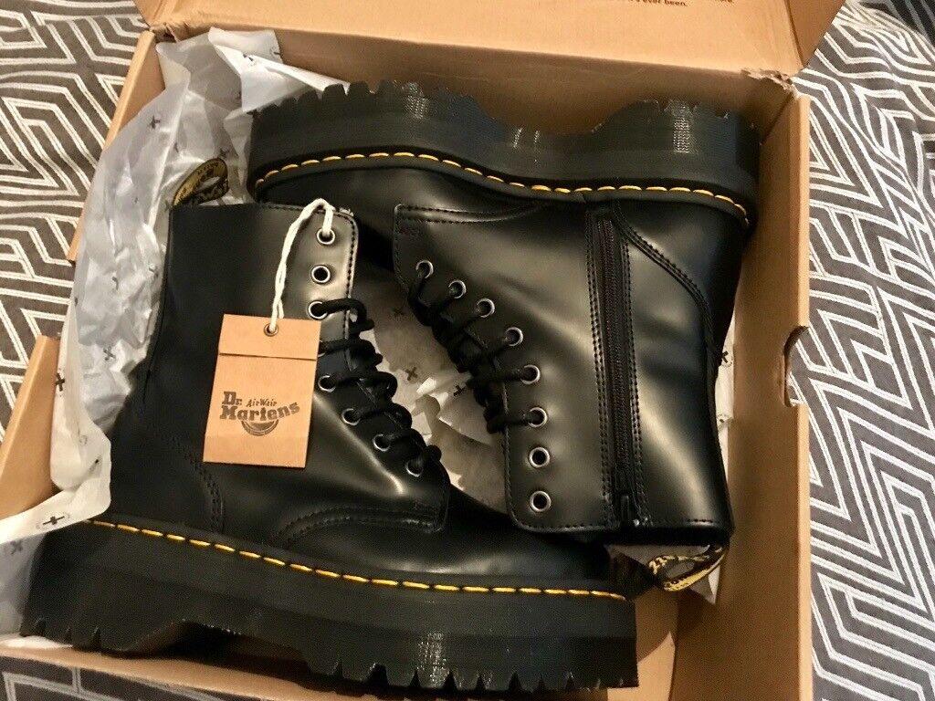 44d76c439a Dr Martens Jadon boots | in Victoria Park, London | Gumtree