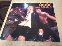 AC/DC - HENDRIX - LED ZEPPELIN - BLACK SABBATH - PINK FLOYD & MORE IN JOB LOT OF 32 ROCK ALBUMS