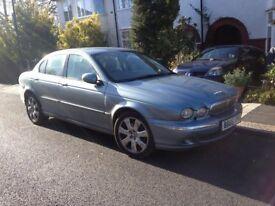 JAGUAR X-TYPE 2005, 3 owners, family car