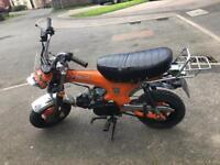 Skyteam Skymax monkey bike 125cc
