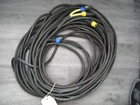 37 MTR 4 CORE 4MM SPEAKER CABLE AS NEW--MANCHESTER