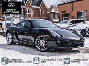 2014 Porsche Cayman *Mint with No Accident Records*