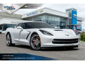 2019 Chevrolet Corvette Stingray | 2LT | Z51CHROMED WHEELS |...