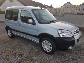 09 PEUGEOT PARTNER HORIZON - WAV - WHEELCHAIR ACCESS VEHICLE - CHEAP!!!