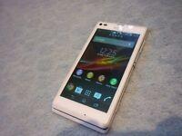 Sony XPERIA L - White (Unlocked)