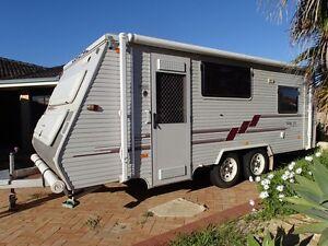 Coramol seka caravan Quinns Rocks Wanneroo Area Preview