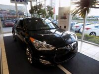 2012 Hyundai Veloster TECH PACK BLACK ON BLACK WITH