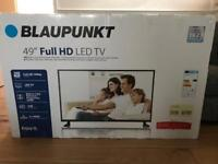 "Blaupunkt 49"" full HD led tv"