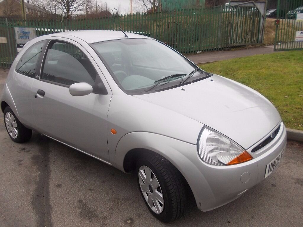 Ford Ka   Style In Silver Dr Manual