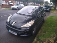 Peugeot 207 breaking all parts available