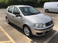 Fiat Punto- 1.25 petrol 5 door- £800 offers welcome
