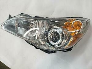 SUBARU Legacy  2010 - 2012 Headlight driver side