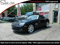 2005 Chrysler Crossfire CONVERTIBLE LIMITED