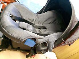 Silvercross Car Seat & Isofix Base