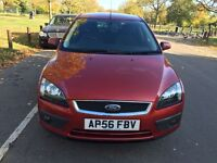 2007 Ford Focus 2.0 TDCi Zetec Climate 5dr EURO5 1 Owner From New @ 07445775115 @