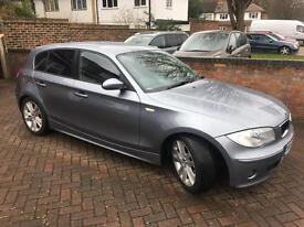 BMW 120d sport- Full Service History