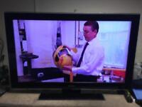"Samsung 46"" Full HD LCD TV"