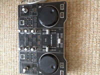 hercules disco mixer mp3 whith cabels in exelent condition first at 50 bargen